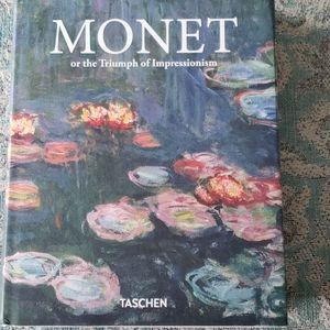 TASCHEN art book: Monet